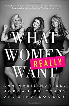 Morgan Brittany Book 'What Women Want'