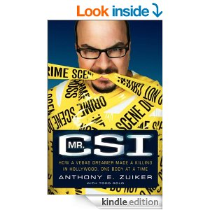 Mr CSI Book