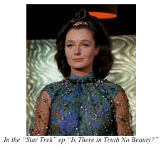 Diana Muldaur in Star Trek