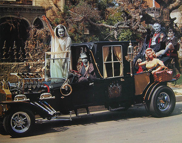 Classic TV Cars: The Munsters