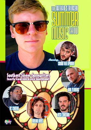Nathan Stringer Summer Music Show on DVD