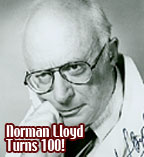 Norman Lloyd Interview