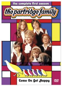 Partridge Family on DVD