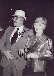 Shirley Jones & Jack Cassidy
