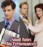 Small Roles Big Performances