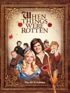 When Things Were Rotten on DVD