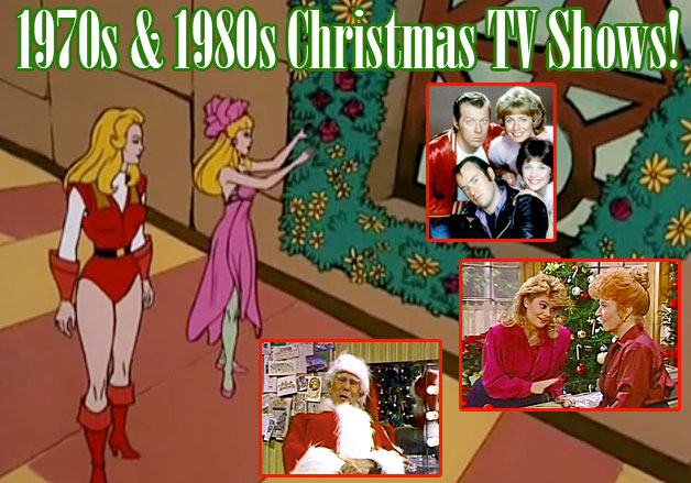 1970s & 1980s Christmas TV Shows