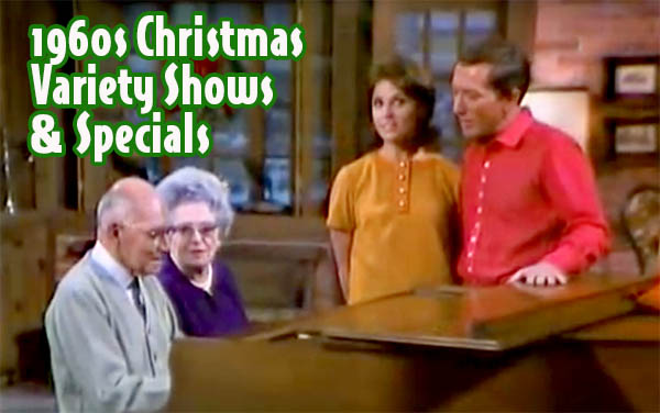 1960s Christmas TV shows & Specials!
