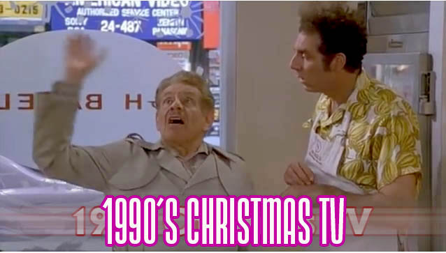 1990s TV Christmas Moments