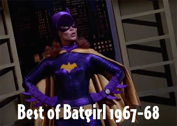 The Best of Batgirl 1967-68