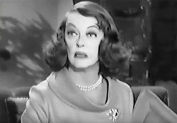 Bette Davis TV show 