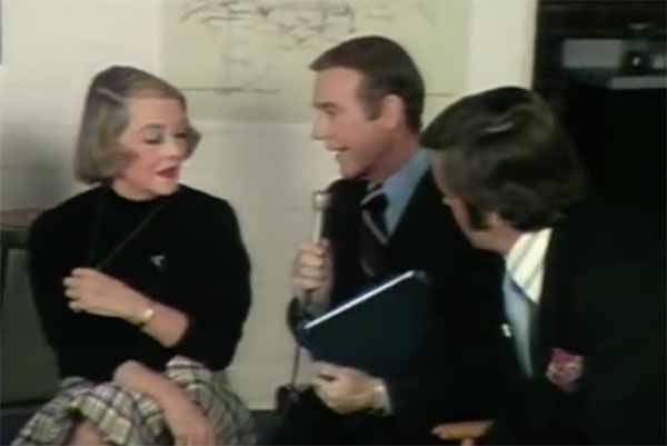Bette Davis Interviews on This Is Your Life
