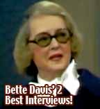Bette Davis' 2 Best Interviews