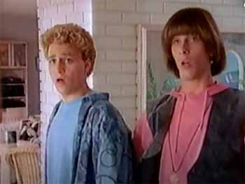 Bill & Ted's Excellent Adventures Sitcom