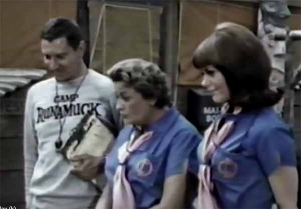 Episode of Camp Runamuck with Maureen McCormick from 1966