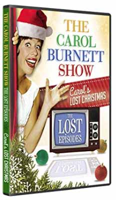 Carol Burnett Lost Christmas Shows on DVD