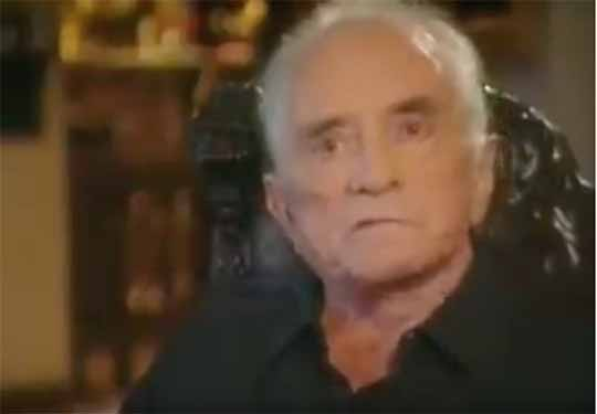 Johnny Cash's Last Interview