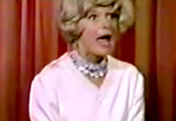 Carol Channing on TV