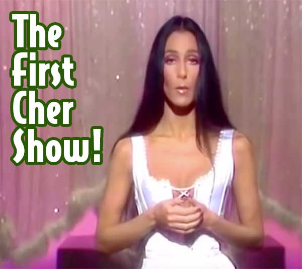 First Episode of Cher in 1975!