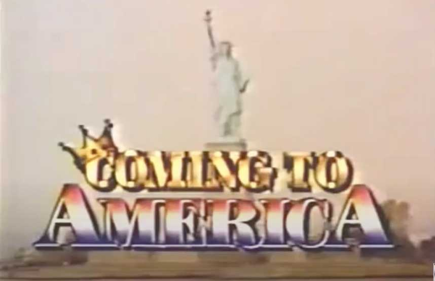 Coming to America - The Bad Sitcom