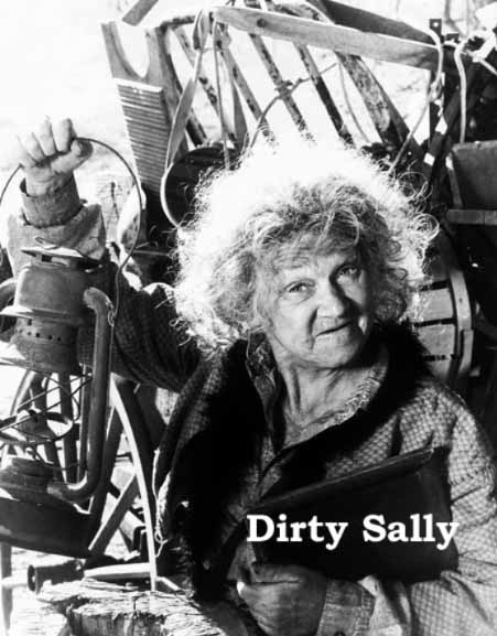 TV western Dirty Sally