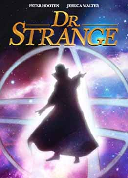 Dr.Strange 1978 TV movie