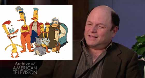 Jason Alexander Talks Duckman