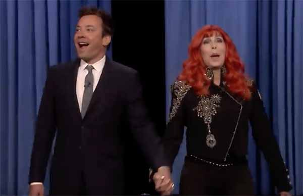 Jimmy & Cher: The Tonight Show 