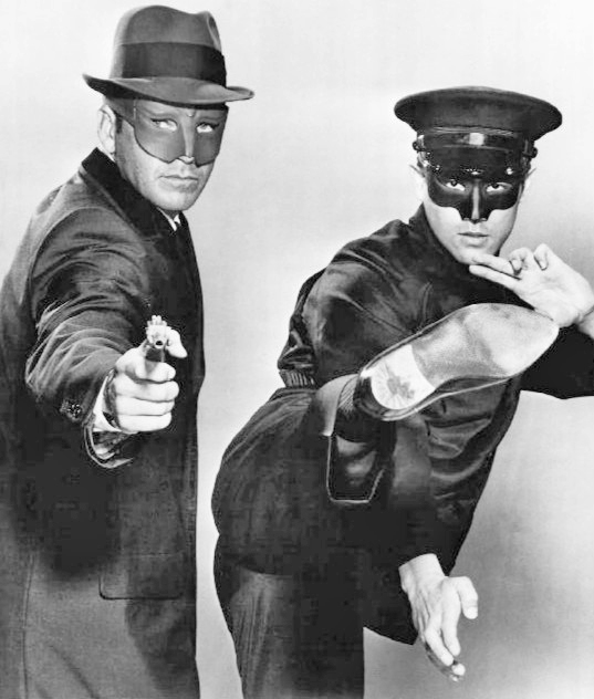 The Green Hornet TV series with Bruce Lee