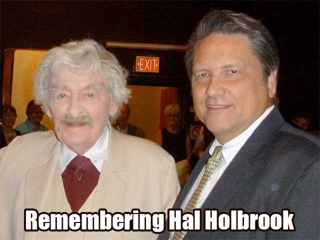 Remembering Hal Holbrook