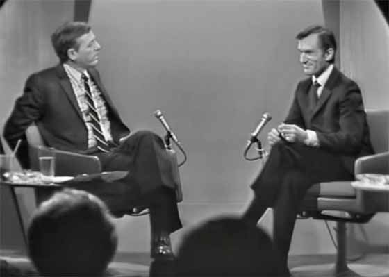 William Buckley Interviews Hugh Hefner on Firing Line (1966)