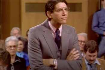 People vs Jean Harris + Peter Coyote
