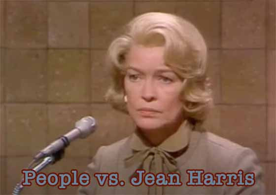 People vs Jean Harris TV movie