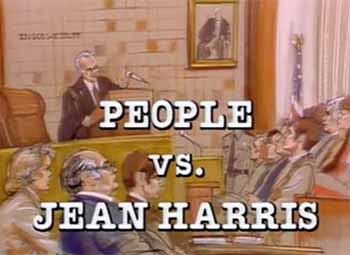 People vs Jean Harris + 1980s TV movie