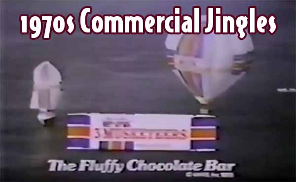 1970s commercial jingles