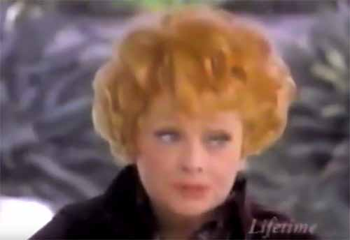 Lucille Ball and Barbara Walters Interview