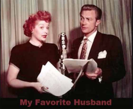My Favorite Husband : Lucy sitcom before I Love Lucy