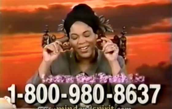 Whatever Happened To Miss Cleo?