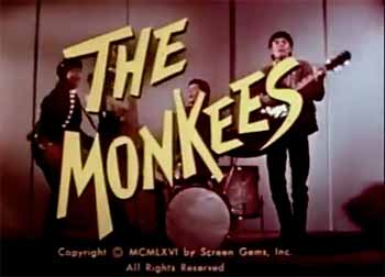 The Monkees TV show 1966-68