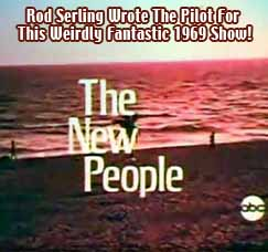 The New People ABC TV 1969