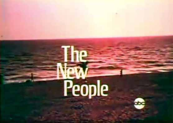 ABC TV's THE NEW PEOPLE / 1969