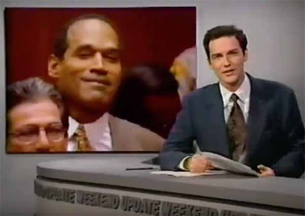 Norm Macdonald vs OJ Simpson