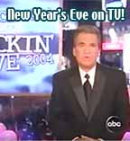 New Year's Eve on TV