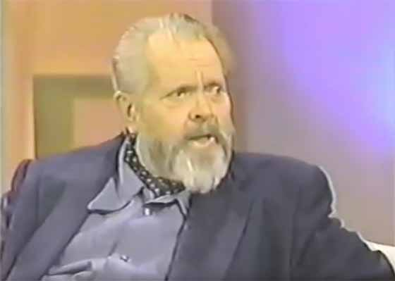 Orson Welles' Last Interview