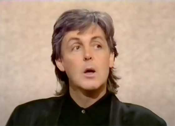 Paul McCartney's Feud With Michael Jackson