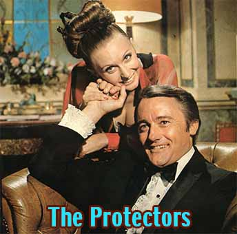 The Protectors with Robert Vaughn