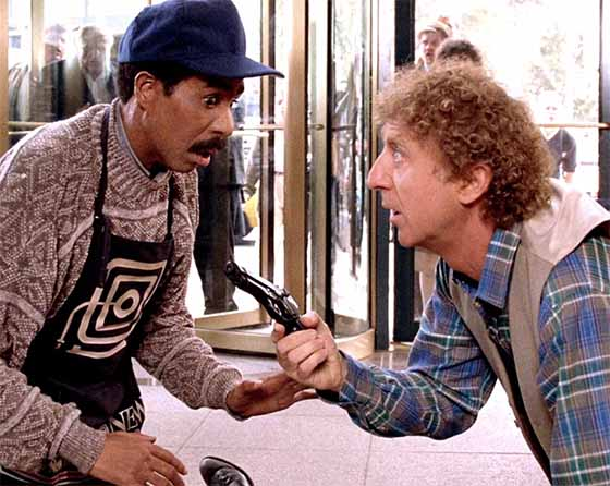 Gene Wilder On His 'Sexual' Chemistry with Richard Pryor
