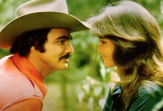 Sally Field Reflects on Smokey and The Bandit