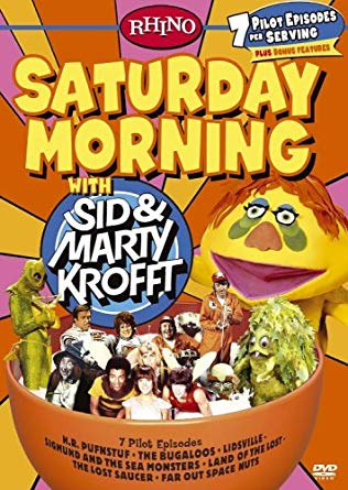 Saturday Morning TV Shows 1970s on DVD