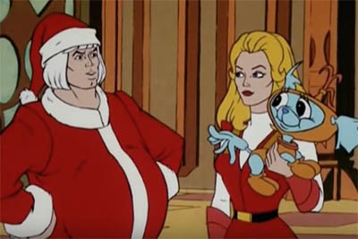 He Man & She Ra Christmas Special